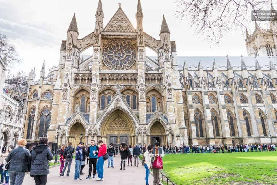Najpopularnije atrakcije u Londonu: Westminster Abbey