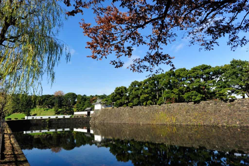 Visitar Palácio Imperial, Tóquio