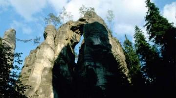 Adrspach, a cidade de pedra