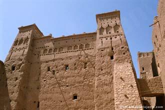 Ait-Benhaddou, povoação fortificada