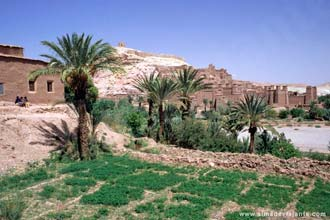 Ait-Benhaddou é Património UNESCO