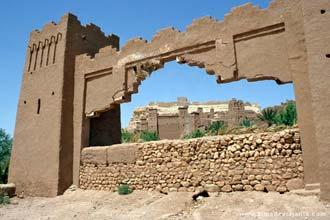 Kksar de Ait-Benhaddou, Marrocos