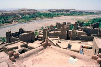 Ait-Benhaddou, Marrocos