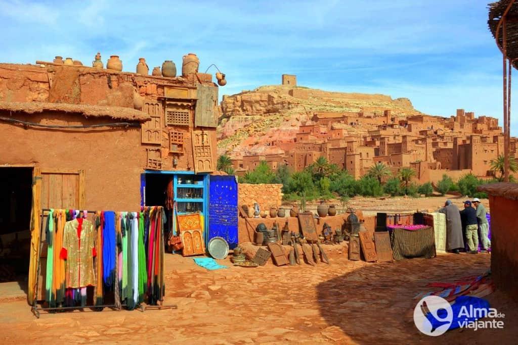 Ait Benhaddou, Marrocos
