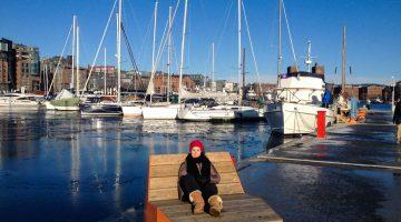 Oslo por quem lá vive: Ana Chagas