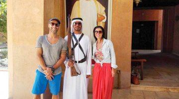 Al Ain por quem lá vive: Tiago Leal