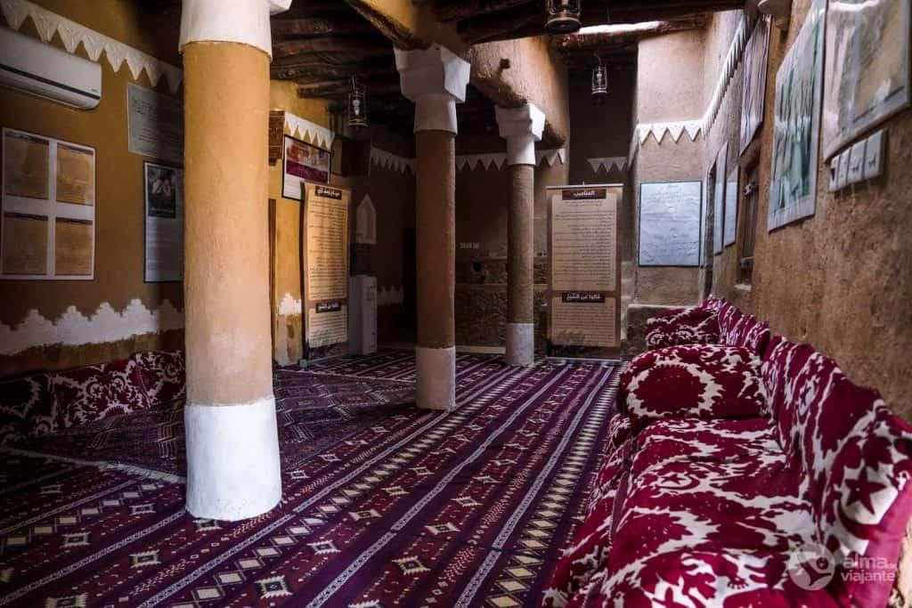 Aldeias de adobe: Al Qasab