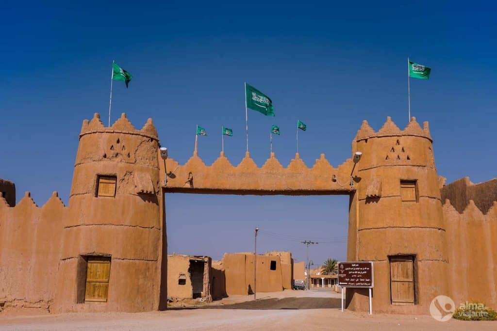 Al Qasab, Arábia Saudita