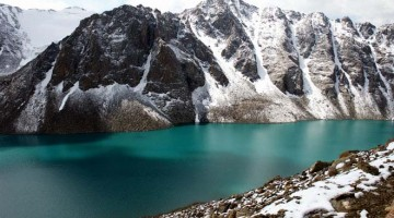 Quirguistão, ao encontro dos cowboys da Ásia Central