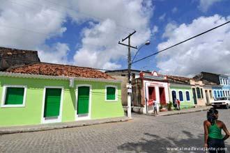 Viagens Alagoas, Brasil: Praça central de Marechal Deodoro