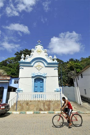 Igreja em Porto de Pedras