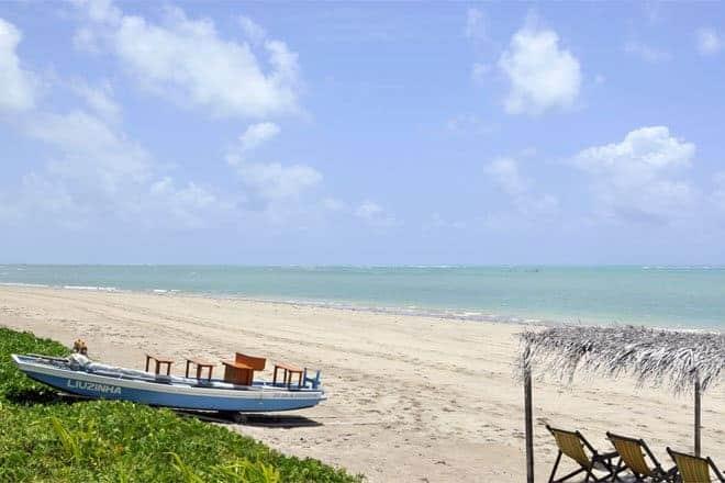 Praia do Toque, rota ecológica