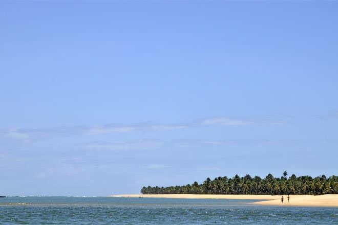 Praia do Gunga, Alagoas