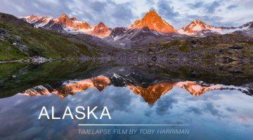 Alasca em timelapse