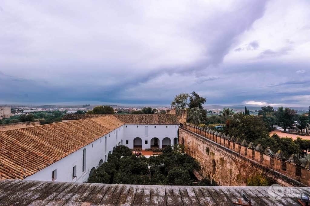 Alcácer dos Reis Cristãos, Córdoba