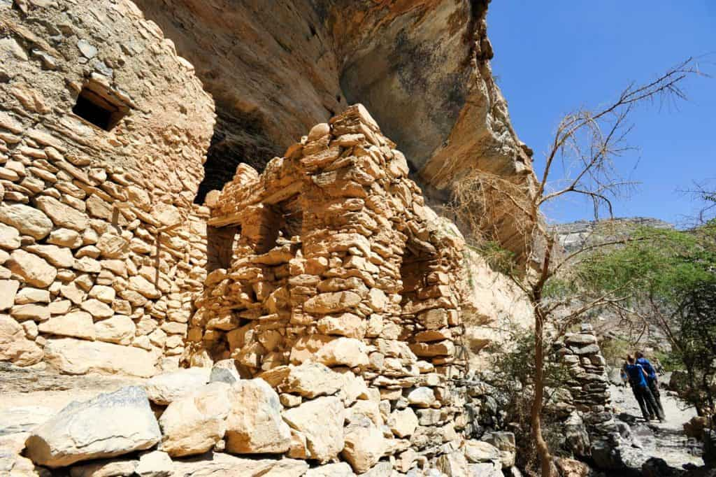 Aldeia abandonada de As Asab