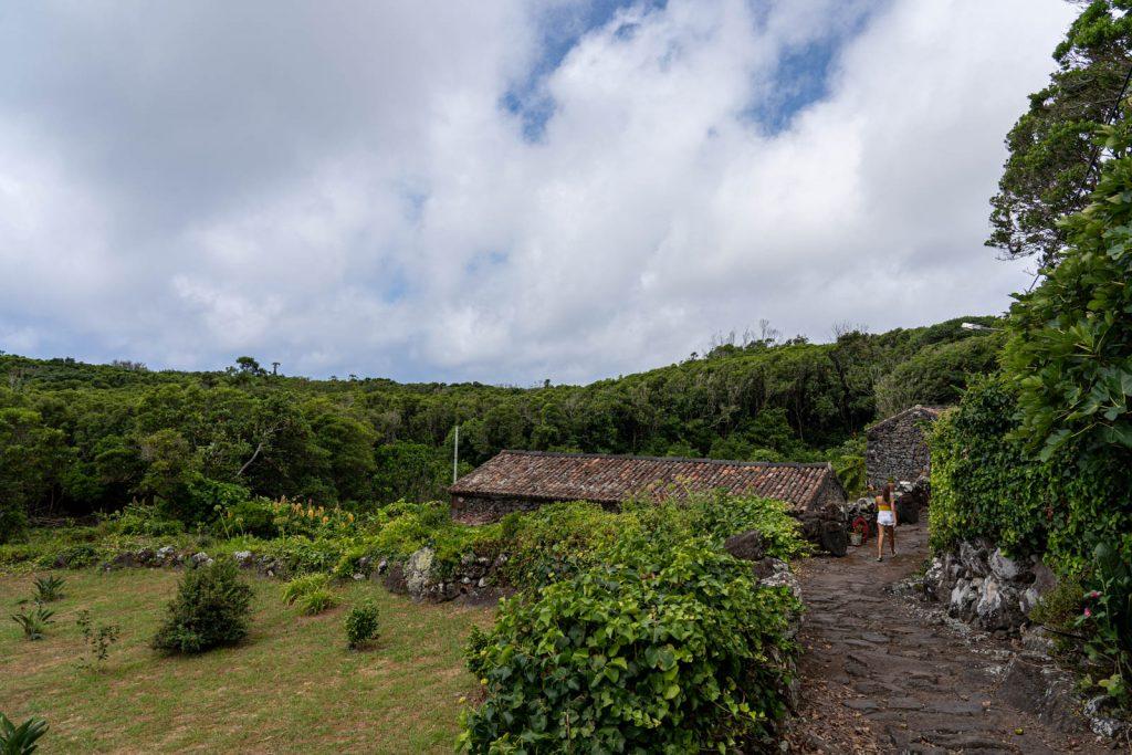 Aldeia da Cuada, Flores (Açores)