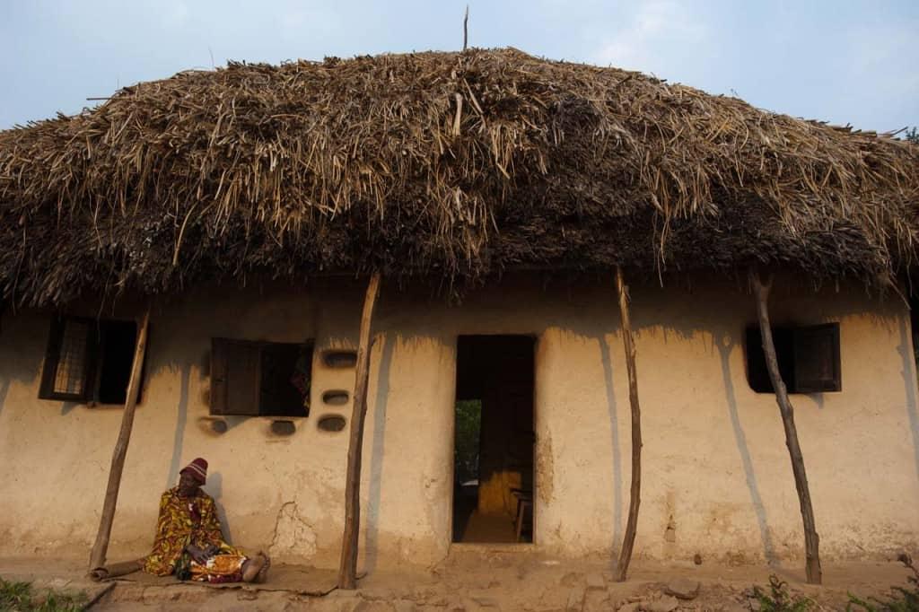 Mama Bena em casa, Uganda