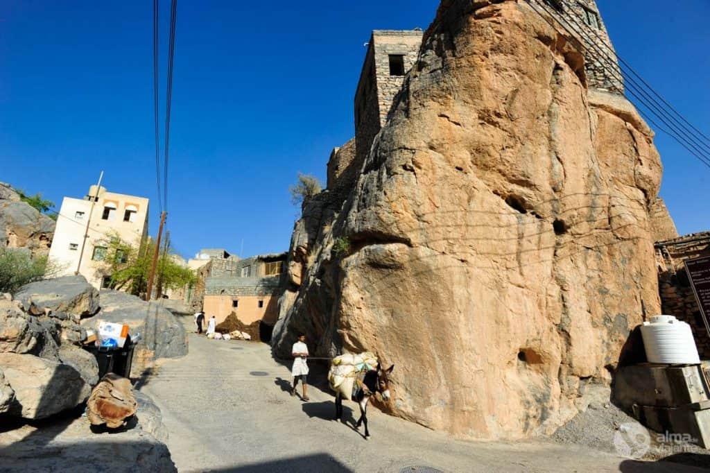 Visitar Misfat Al Abriyeen