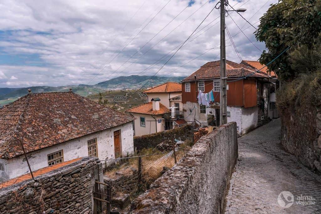 Aldeia de Samodães, Lamego