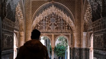 Alhambra e os incríveis Palácios Nasridas
