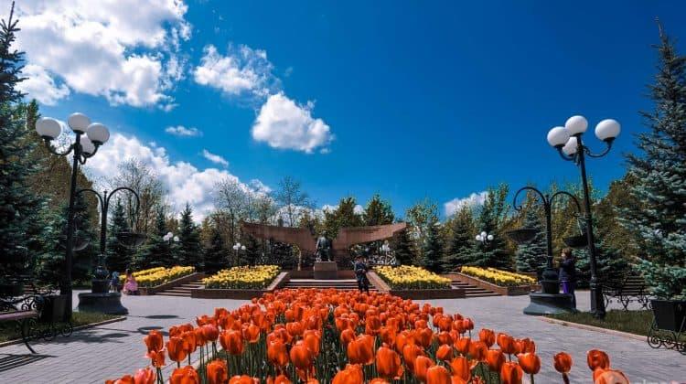 Almaty, Kazahstāna