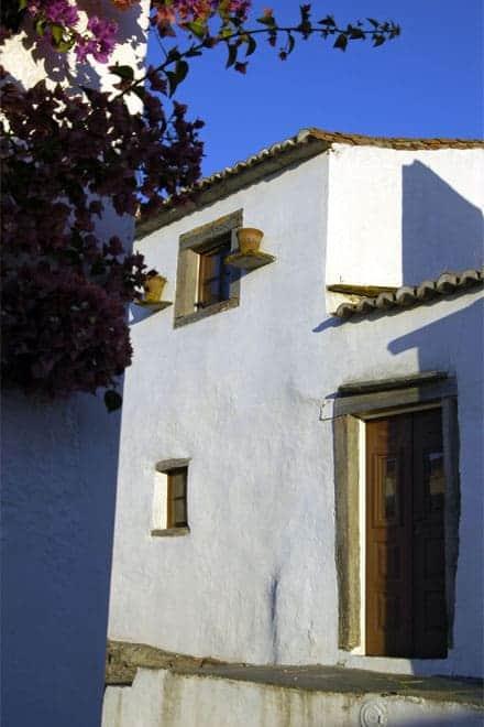 Centro histórico de Monsaraz, uma das mais belas povoações do Alentejo