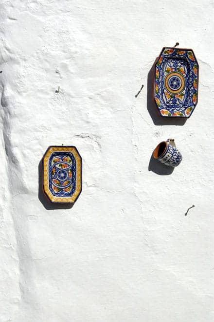 Loja de artesanato em Monsaraz