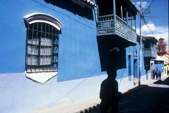A bela cidade de Potosí