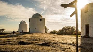 Ствари које треба урадити у Евора: посетите Моинхос Алто де Сао Бенто