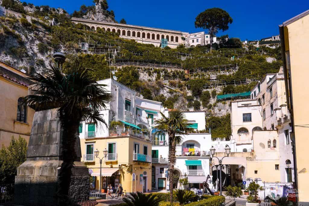 Visitar Amalfi, Costa Amalfitana