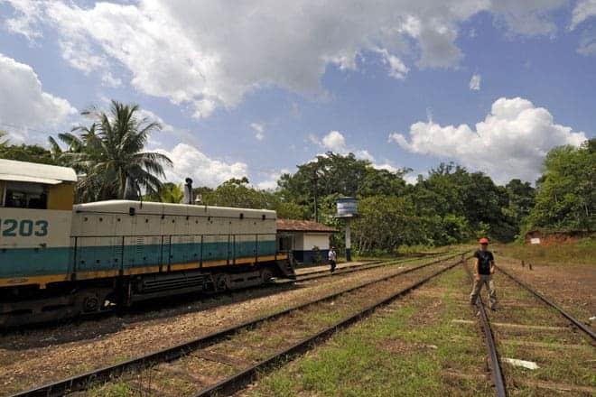 Estação de caminhos-de-ferro de Serra do Navio