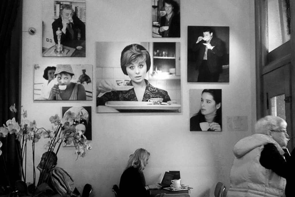 De Koffie Salon, Amesterdão