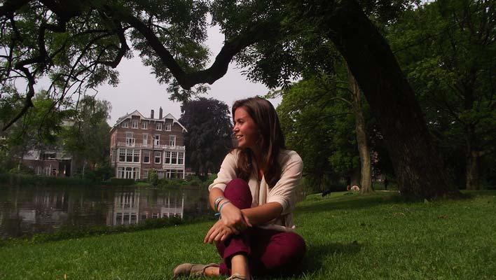 A Rita Himmel em Amesterdão