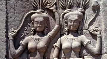 Angkor Wat, Kambódía