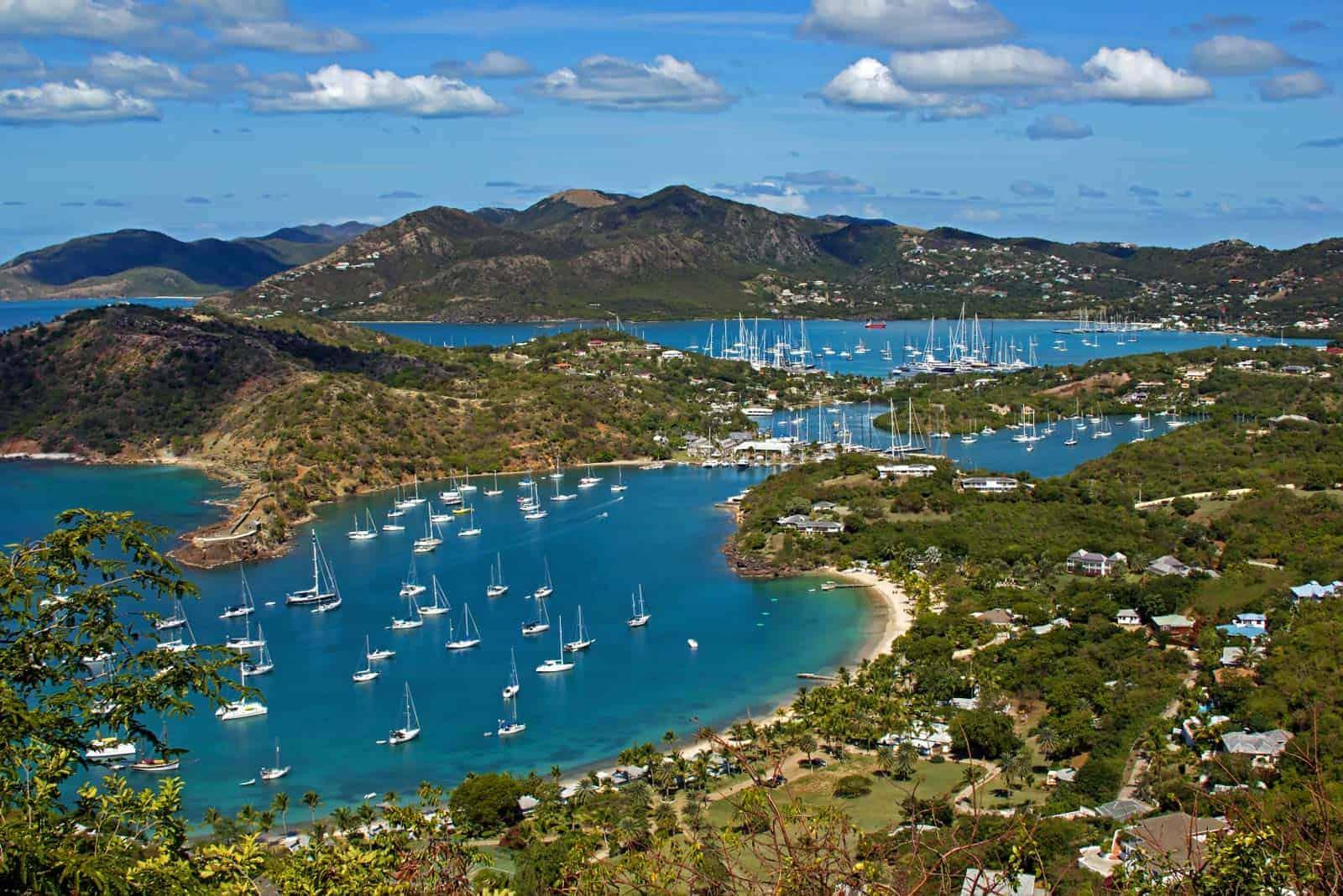 Porto Inglês, Antígua e Barbuda (Barbados)