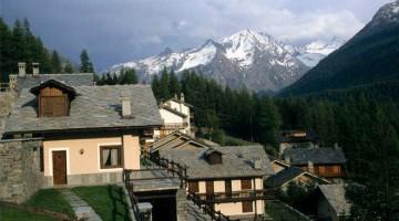 Aosta, o vale encantado