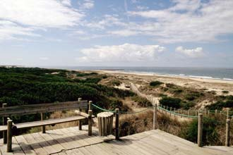 Plaža Ofir, Portugal