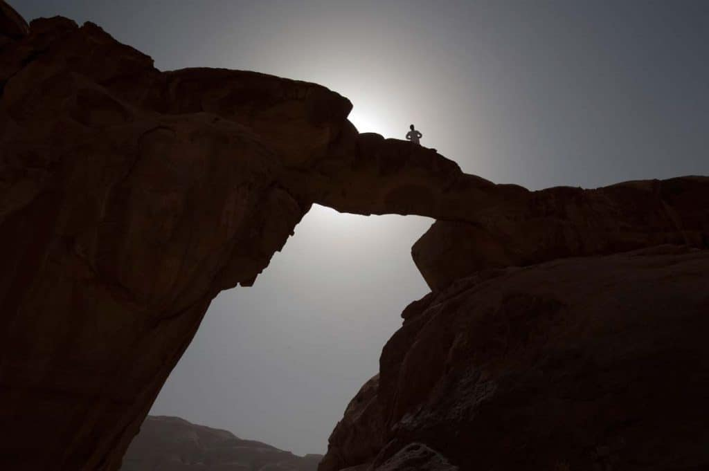 Arcos Wadi Rum