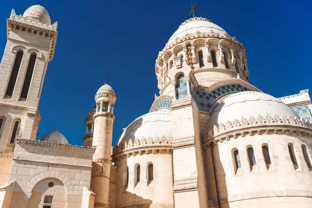 Roteiro em Argel: Basílica de Nossa Senhora de África