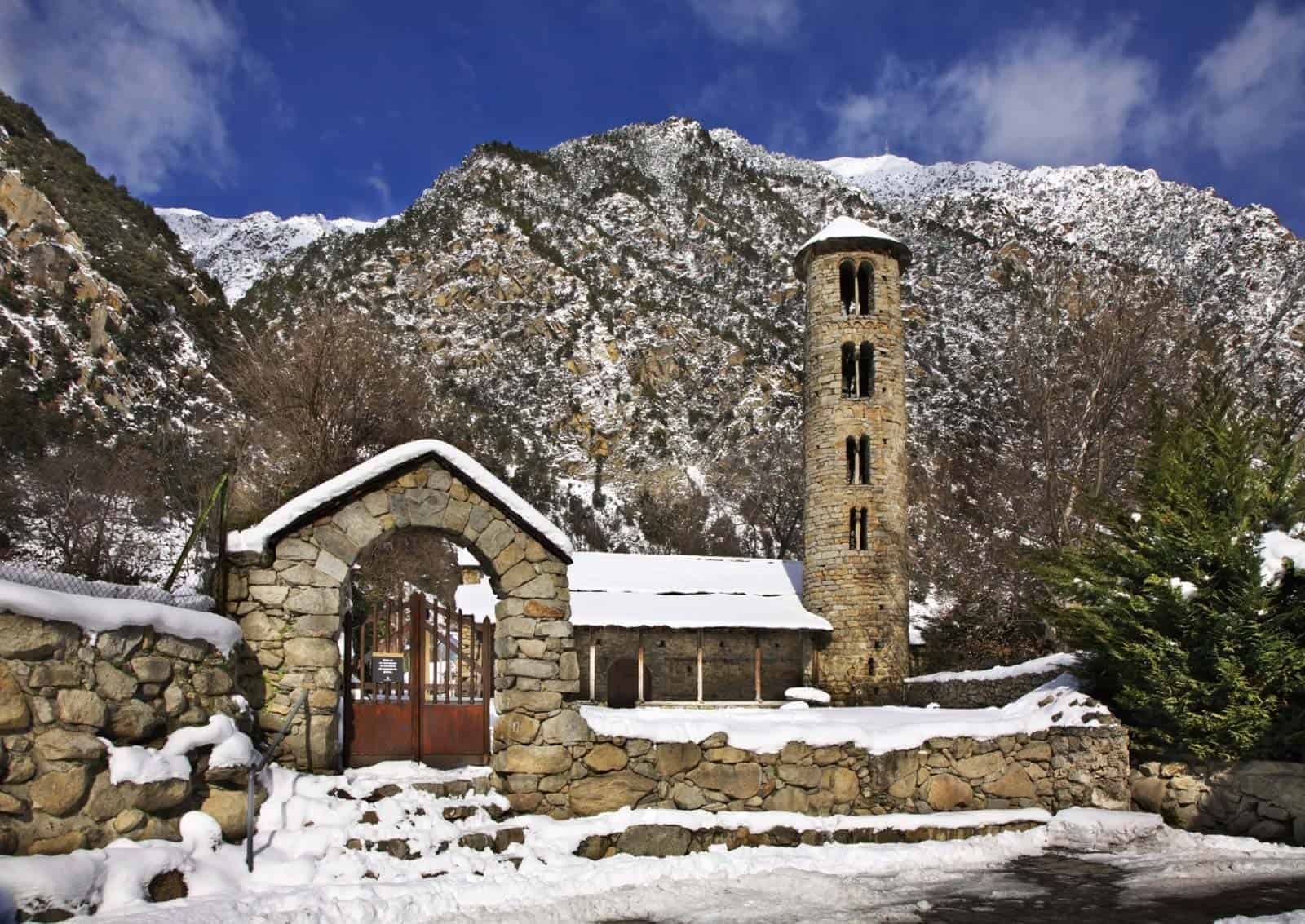 Santa Coloma, Arménia