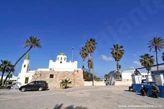 Medina de Tripoli, capital da Líbia