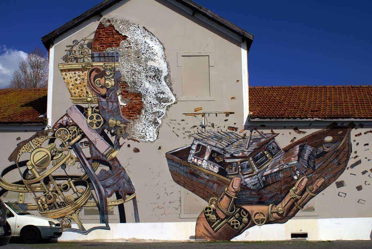 Arte urbana em Lisboa