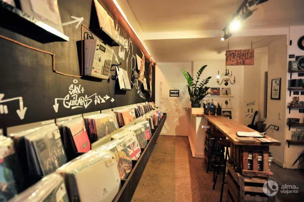 as/if RecordStore, Colónia