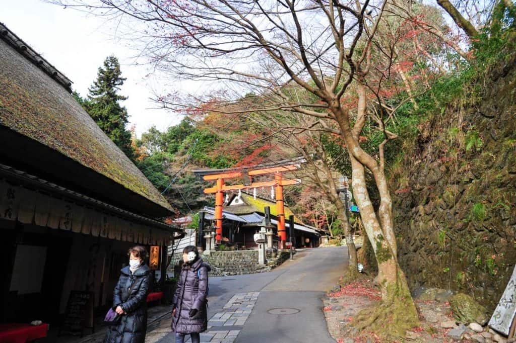 Atago Torii, Kyoto