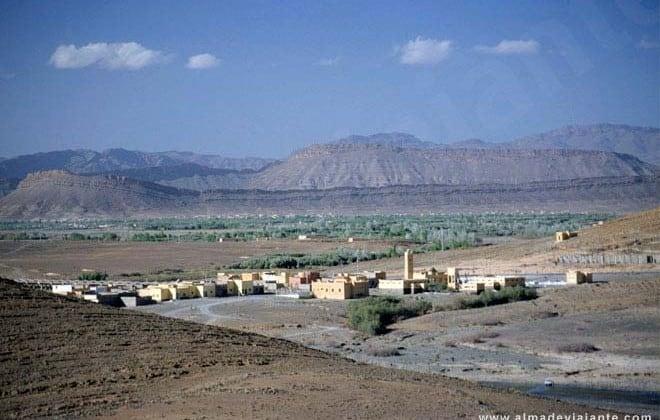 Atlas, entre o silêncio dos berberes