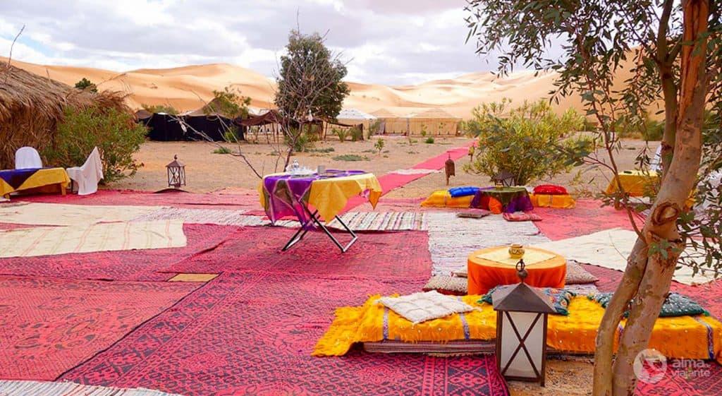 Hópur ferð til Marokkó: Auberge du Sud