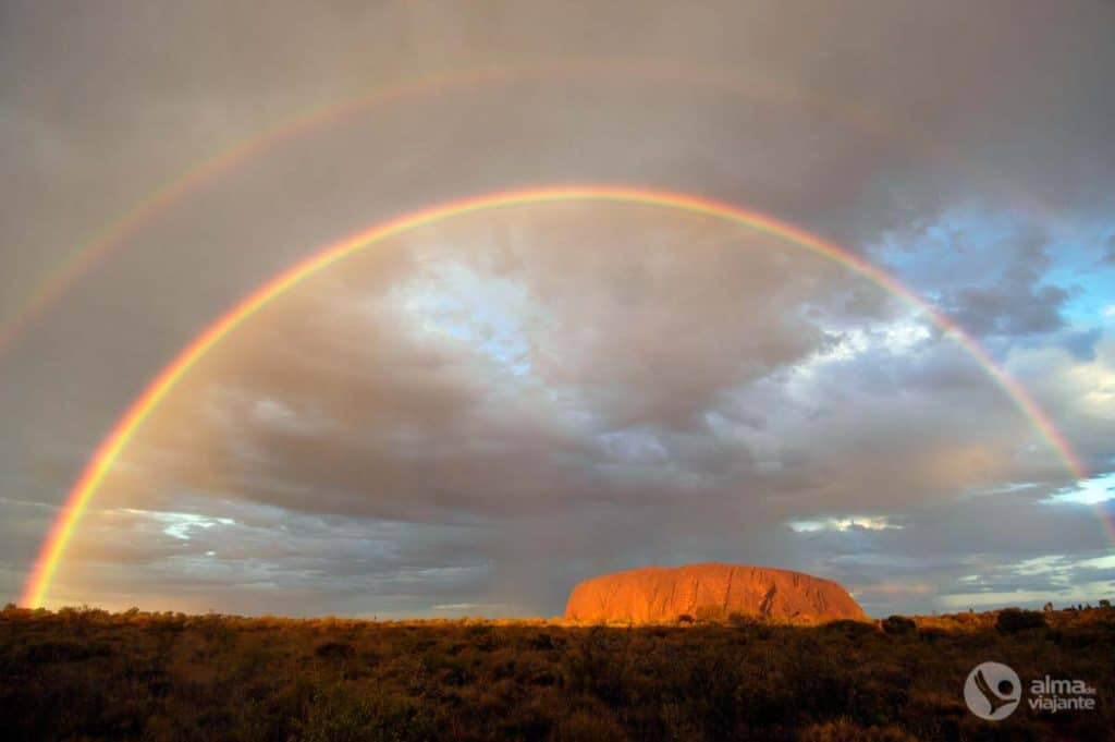 Património Mundial na Austrália: Uluru