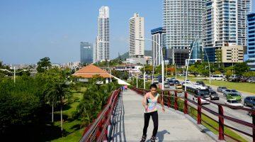 Descobrindo a Cidade do Panamá (da Cinta Costera ao Casco Viejo)