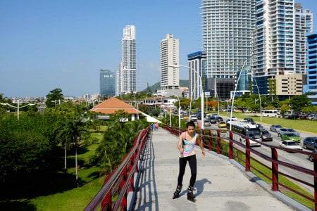 Avenida Balboa, Cidade do Panamá